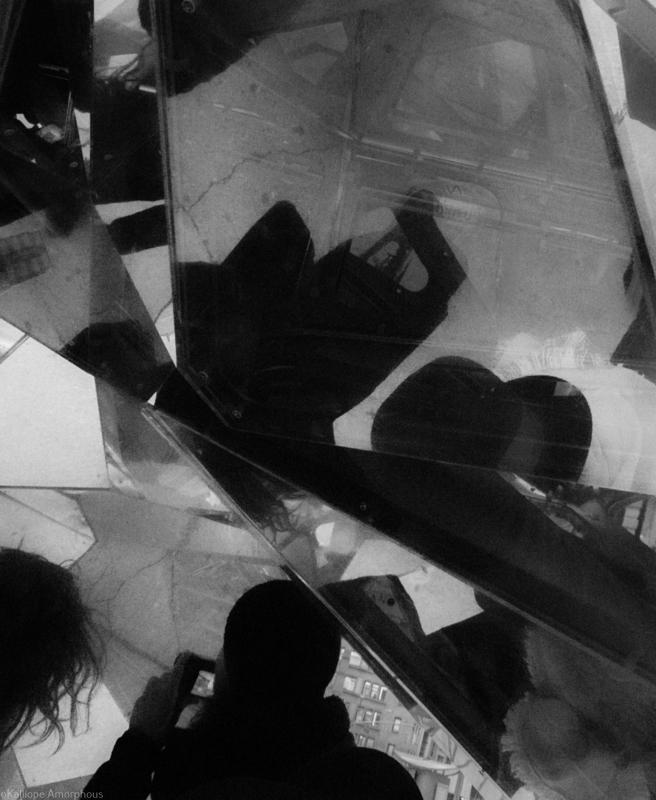 kaleidoscope nyc mirror
