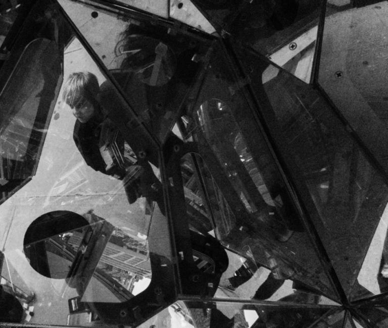nyc mirror installation