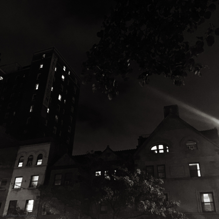 upper west side new york monochrome