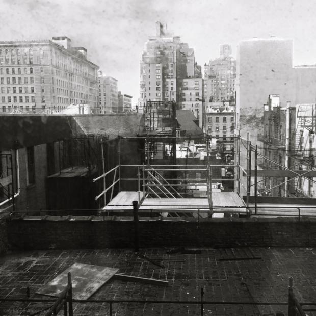 NYC Window View