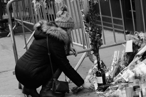 david bowie nyc memorial lafayette street
