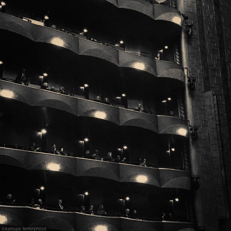 metropolitan opera nyc