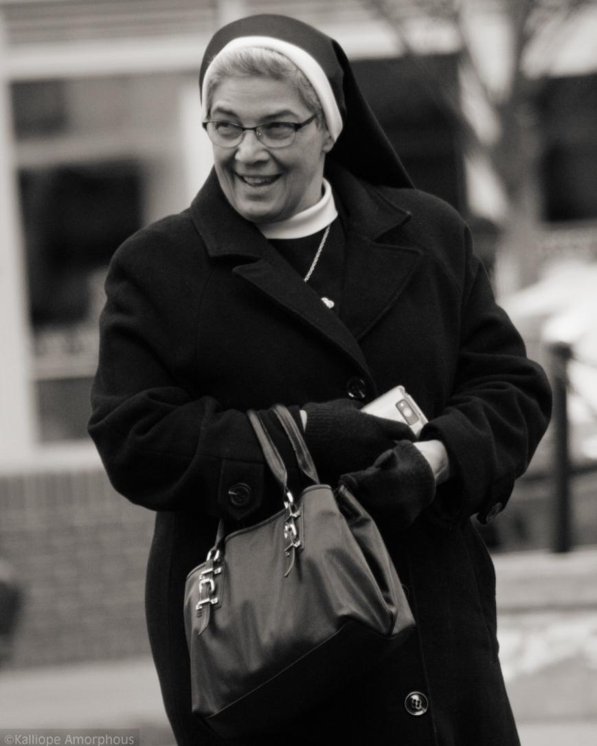 nyc nun