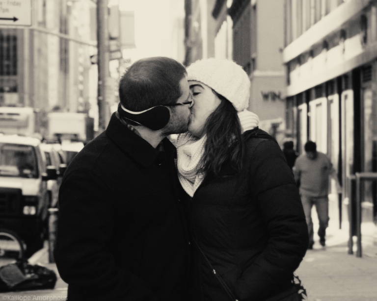 nyc kiss