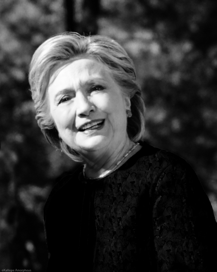 portrait-of-hillary-clinton